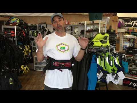 2017 Dakine Pyro waist harness