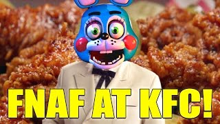 ANIMATRONICS WORK AT KFC!! - Gmod Freddy, Bonnie, Chica, Foxy Mods
