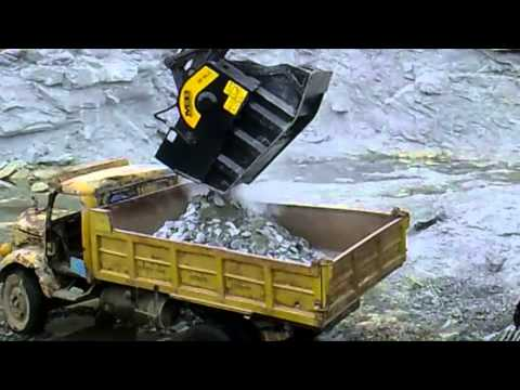 MB BF90.3 In India Crushing Granite