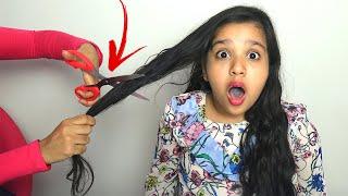 تحدي لو خيروك | اختي قصت شعري و رقصت هندي !!! would you rather challenge