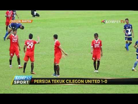 Persija Tekuk Cilegon United 1-0