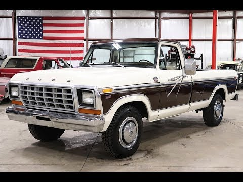 1978 Ford F250 >> 1978 Ford F250 Lariat Brown
