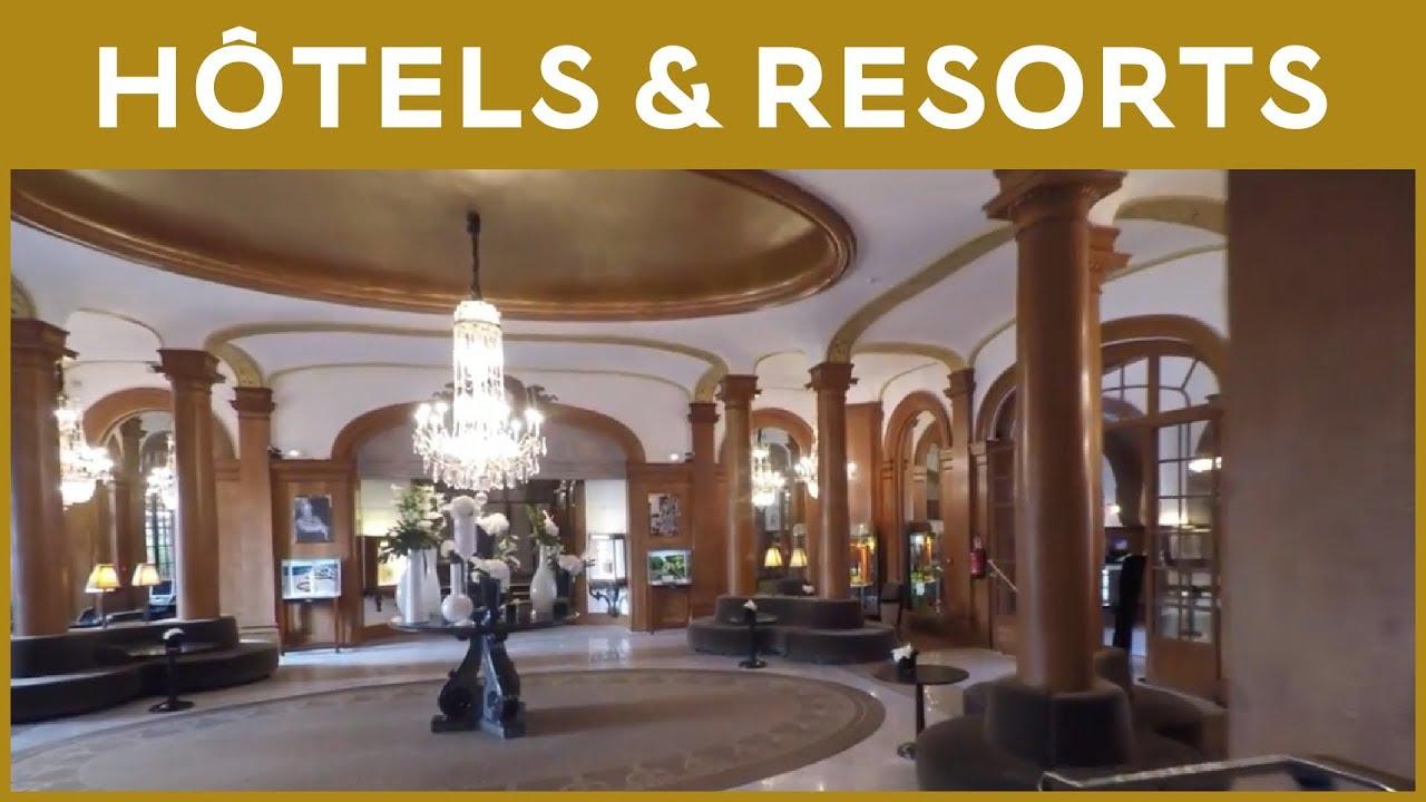 02af239150 Le Normandy, hôtel 5 étoiles à Deauville - Hôtels Barrière