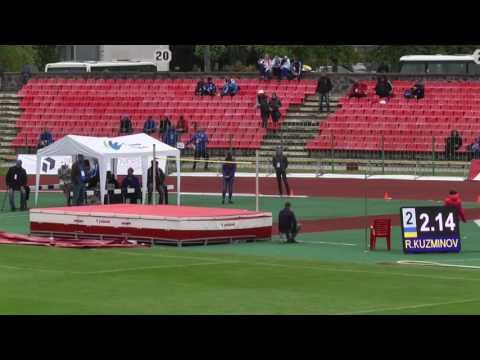 3000m, Men – Lutsk 2017 (International Athletics U20 Match Meeting)