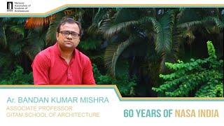 Ar Bandan Kumar Mishra talks about NASA India