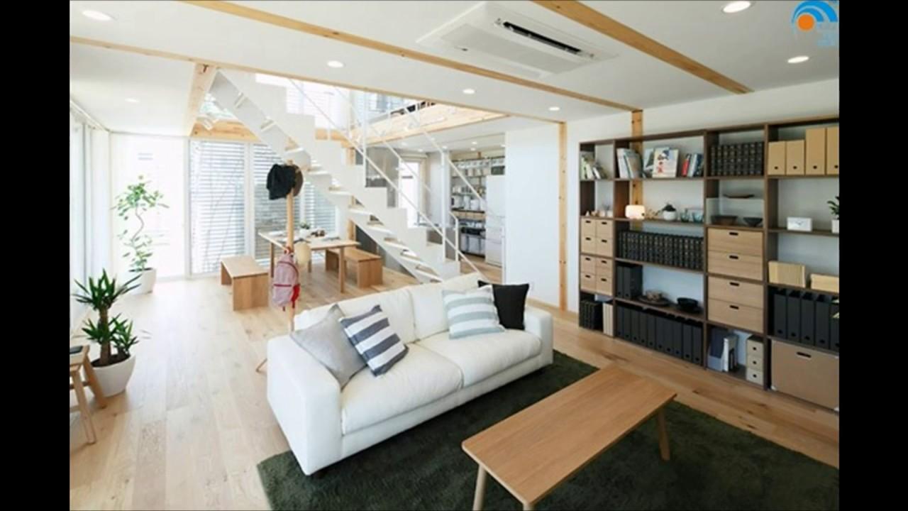 Japanese House Interior Design Ideas - YouTube