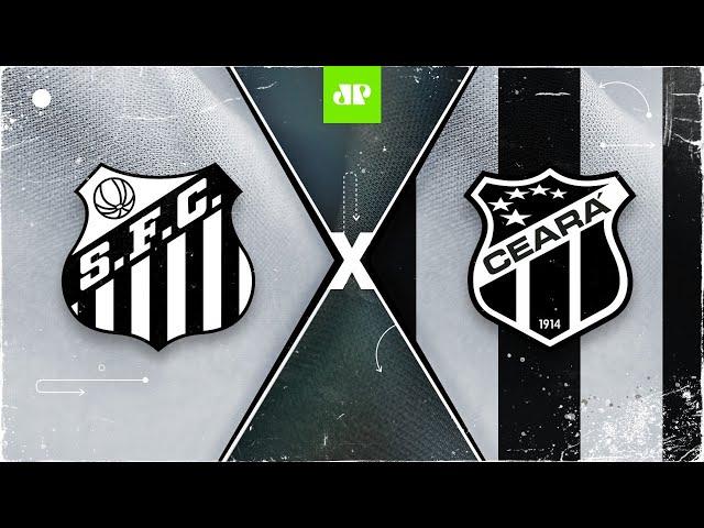 Santos x Ceará - AO VIVO - 28/10/2020 - Copa do Brasil