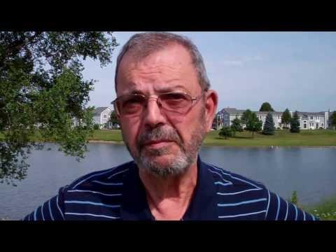 Carol Stream Historic interview: 1st Park Board President Fred Mitchell