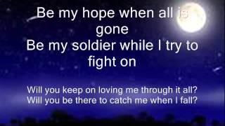 Gambar cover Catch me when I Fall (Lyrics) - The Corrs
