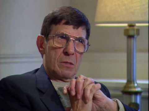 A Farewell - Original Cast & Crew Interviews - Leonard Nimoy.avi