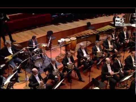 """M° Ennio Morricone: """"Fogli sparsi"""" - Orchestra Sinfonica Nazionale della RAI"""