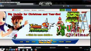 How to Download tales runner English