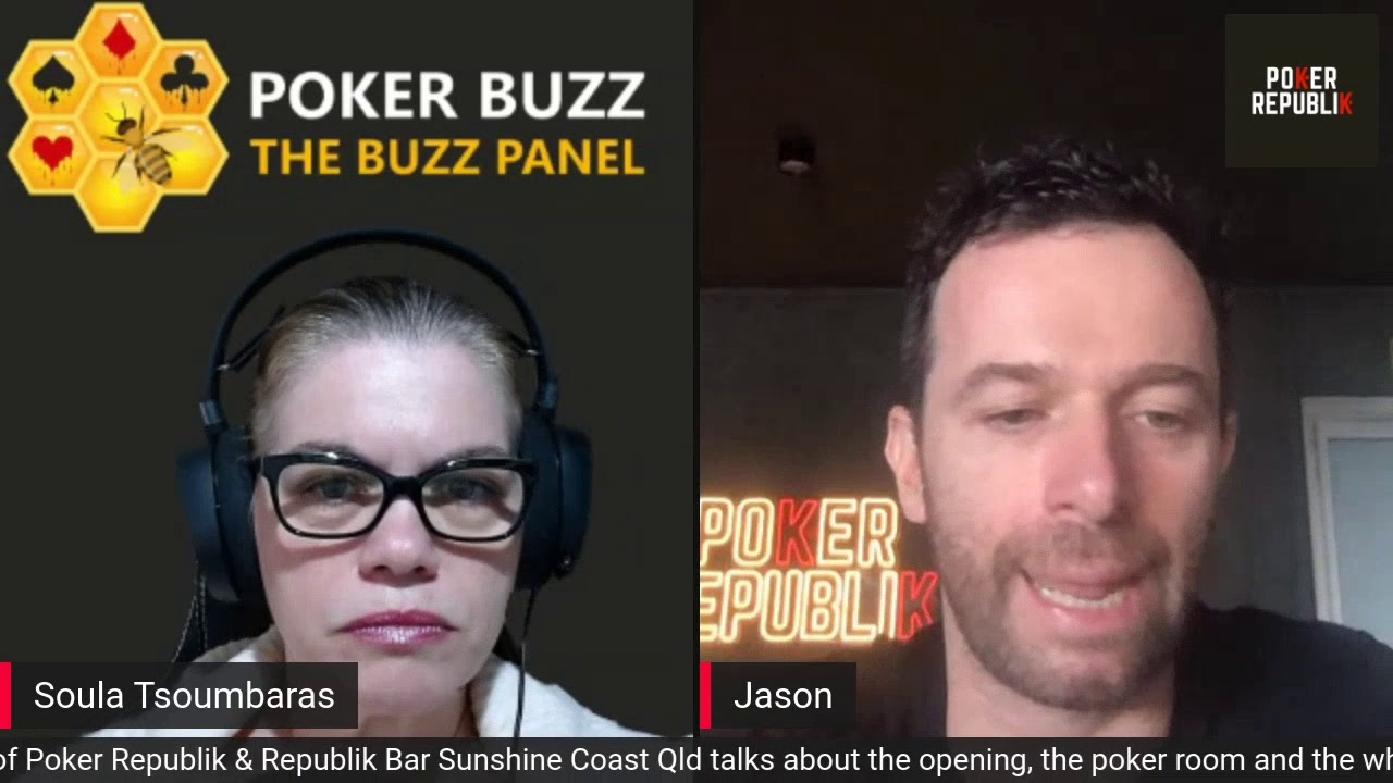 Episode 7 New Poker Room Hits Queensland Poker Buzz Live From The Hive