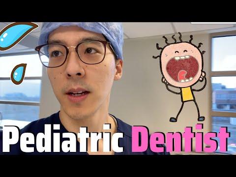 Day in the Life: Pediatric Dental Resident 🦷 - Hospital VLOG
