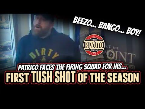 Beezo...Bango...Boy! PATRICO takes his FIRST tush shot of the season! [Rizzuto Show]