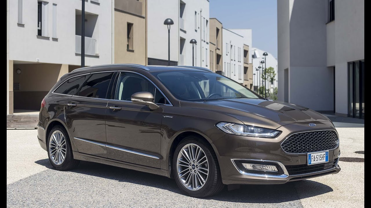 prova ford mondeo vignale la sfida del lusso red live youtube. Black Bedroom Furniture Sets. Home Design Ideas
