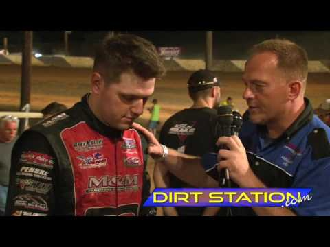 August 28, 2016 - Path Valley Speedway Park; 410 Sprints