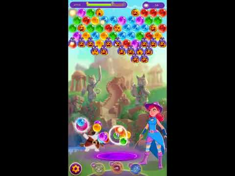 Bubble Witch Saga 3 Level 511 - NO BOOSTERS 🐈 (FREE2PLAY-VERSION)