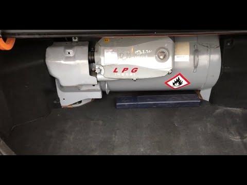 SKOREACAR.Ресурс газовых машин LPG с двигателем LPI