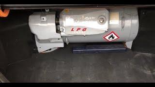 Ресурс газовых машин LPG с двигателем LPI