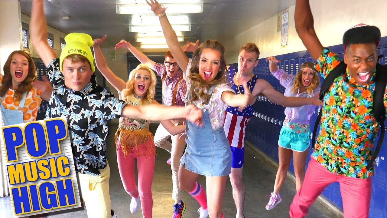 School 39 s out song from pop music high music video totally for Schoolhouse music