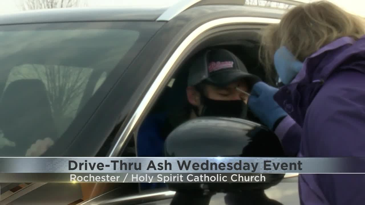 COVID-19 pandemic not enough to stop Ash Wednesday
