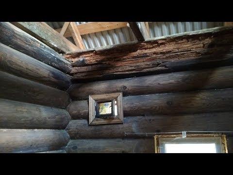 Бане всего 8 месяцев!!! Еще столько же и СГНИЕТ к Чертям!!! На потолке вода, плесень в бане.