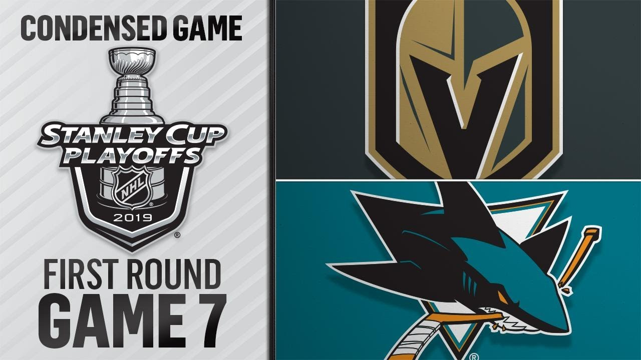 Sharks vs Golden Knights – 2019 Game #7 - EMI Sports Central