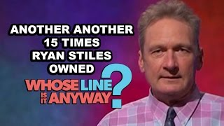 """Another Another 15 Times Ryan Stiles Owned """"Whose Line Is It, Anyway?"""""""