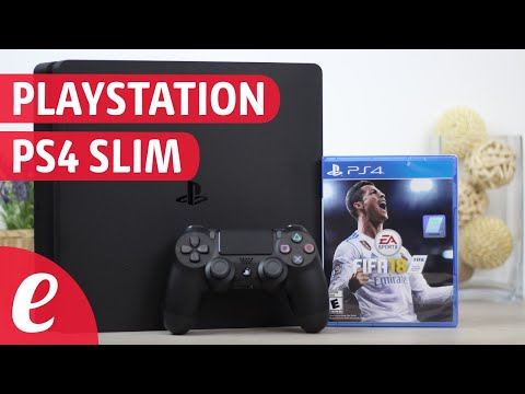 Playstation PS4 Slim 1TB Con FIFA 18 (español)