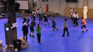 GGRD Queens vs. Brooklyn Scrimmage (02.02.14)