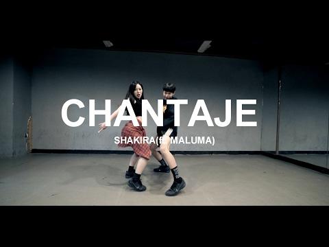 CHANTAJE - SHAKIRA / CHOREOGRAPHY - Soi JANG