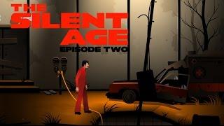 The Silent Age - Финал Первого Эпизода - СТРИМ - PHONE PLANET