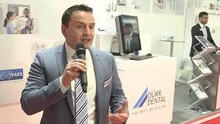 Aeedc Dubai Exhibitor Testimonial | Frank Kiesele | Durr Dental SE | Germany