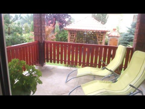 Jak Zrobić Balustradę Na Tarasie Lub W Altanie Youtube