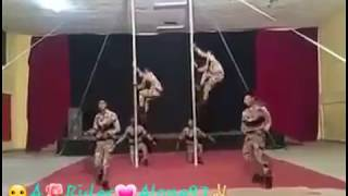 Best army in the world ! Pakistan army//