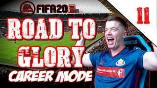 FIFA 20 SUNDERLAND ROAD TO GLORY CAREER MODE EP11 |