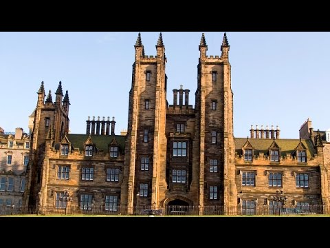 University of Edinburgh guide