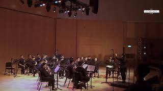 Die Fledermaus Selections • The Clarinet Club & AudioImage Wind Ensemble Clarinets