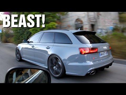 730HP Milltek Audi RS6 SOUND, Revs, Accelerations!!