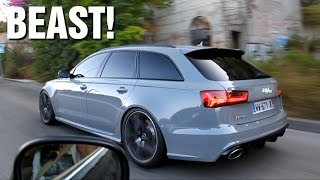 730HP Milltek Audi RS6 SOUND, Revs, Accelerations!!