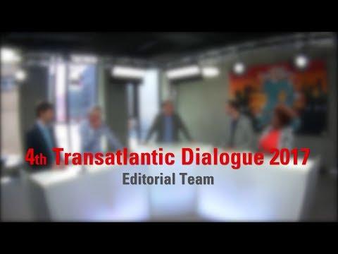 Editorial team - Transatlantic Dialogue 2017