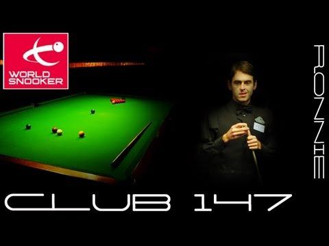 Ronnie O'Sullivan's 147 vs Selby in the deciding frame
