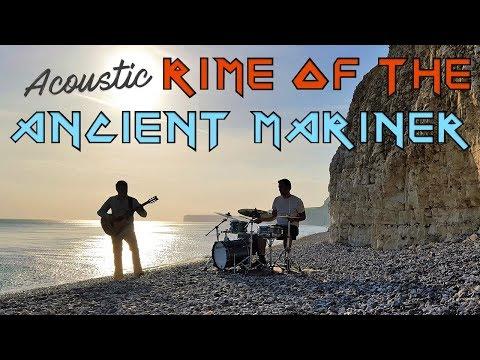 Rime Of The Ancient Mariner - Iron Maiden (acoustic) - Thomas Zwijsen's NYLON MAIDEN