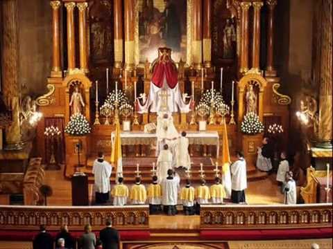 Mass Of The Angels, Alter Ritus