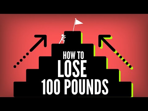 How To Lose 100 Pounds (or more) | How to Lose Weight in 2020!