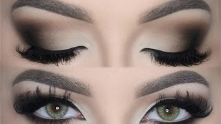 ♡ Matte Brown Smokey Eye ♡ Make Up Tutorial | Melissa Samways