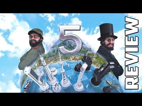 Tropico 5 [Dictator Strategy] Review