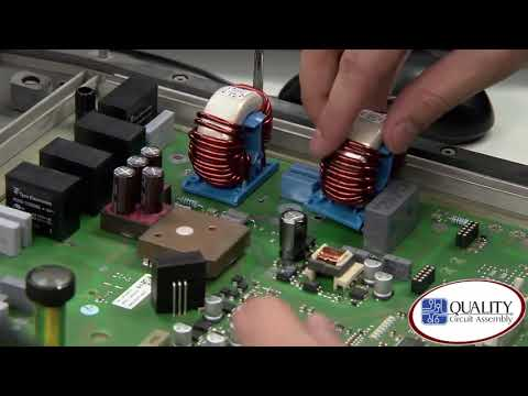 QCA MANUFACTURING Electronics Contract Manufacturing Services  (Quality Circuit Assembly)