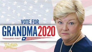 If Grandma Ran for President